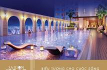 Căn hộ sân vườn Sài Gòn Mia khu Trung Sơn cách Q1 5 phút 2.5T-2PN CK cao 0933855633