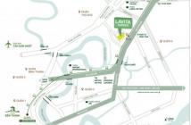 Căn hộ gần gần Metro số 10 ngã tư Bình Thái, giao nhà hoàn thiện, chiết khấu 18%, LH: 0933855633