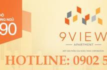 Căn 9 view góp 4tr/tháng sỡ hữu ngay căn hộ 2PN ck 18% 0933855633