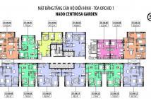 Bán CH Hà Đô Centrosa Q10, booking tòa Orchid 1, view đẹp, giá 40tr/m2, CK 3%- 10%, LH 0902523396