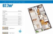 Cần bán căn hộ Luxcity view Bitexco giá 1,54 tỷ/căn 2PN đã VAT