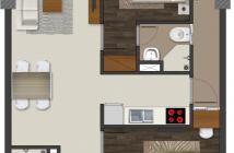 Với 200tr sở hữu căn hộ ngay trung tâm quận Bình Thạnh, trả góp không lãi suất. CK 3 - 18%