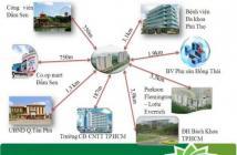 Bán căn hộ chung cư Lotus Garden, 75m2, 2PN, 2.45 tỷ. LH 0902.456.404