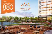 Căn hộ 9 View - ngay ga Metro, chỉ 990 triệu/căn(2pn, 2wc), ck 4%-24%
