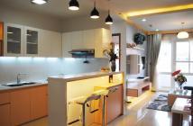 Bán căn hộ Saigonland - Bình Thạnh (3PN DT 85.6m2 lầu cao view sông - giá 2.18tỷ có nội thất)