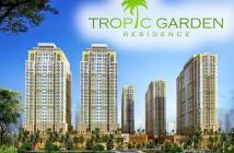 Chuyển nơi ở cần bán lại căn hộ Tropic Garden 65m2, view nội khu giá 2 tỷ