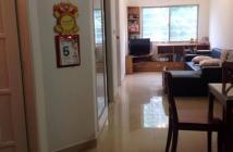 Bán gấp căn hộ chung cư Hưng Vượng 2, 58m2 2PN, nhà y hình, tel: 0909052673