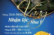 Nhận nhà ở ngay tại Celadon Tân Phú. Trả trước 30%, thanh toán 4 năm 0% lãi suất
