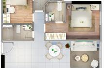 Chủ đầu tư bán dự án căn hộ CitiSoho cao cấp, sống chất, đẳng cấp ngay trung tâm Q. 2