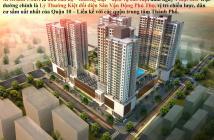 CHCC Xi Grand Court 4 mặt tiền Lý Thường Kiệt, Q10. TT 30% nhận nhà, CK 10.5% + gói nội thất 86tr