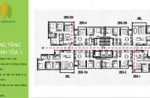 Khu phức hợp bên sông Palm City Nam Rạch Chiếc. TT 1%/tháng, giá từ 1300USD/m2. LH 0906692139