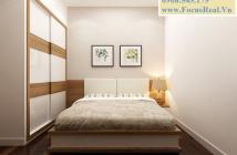 Căn hộ có diện tích 71m2 gồm 2 phòng ngủ với nội thất sang trọng, 4.2 tỷ