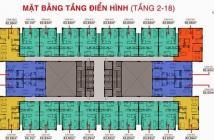 Căn hộ sắp giao nhà gần đầm sen CH 8X Rainbow 2PN/64m2, trả góp 6tr/tháng - 0938 022 353