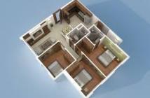 Cần tiền bán rẻ căn hộ 81.1m2 chỉ 2,5 tỷ đã VAT ngay trung tâm Bình Thạnh