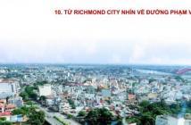 Richmond City Bình Thạnh vị trí đẹp, giá tốt