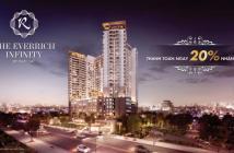 Duy nhất T2/2017, căn hộ trung tâm, tặng nội thất 500 triệu, TT 20% nhận nhà