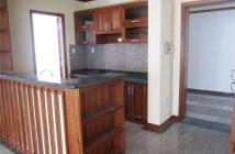 Căn hộ được thiết kế gồm 2 phòng ngủ, 2WC, 1 phòng khách, 1 bếp, kèm nội thất đẹp