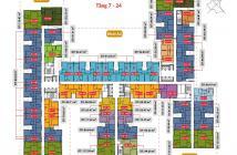 Có công việc chuyển công tác cần chuyển nhượng căn hộ Gold View. Giá 2,650tỷ, nhà đẹp, ĐTN