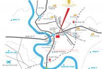 Cần bán căn hộ Sunview Town, Phường Hiệp Bình Phước, quận Thủ Đức