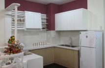 Bigemco 2 phòng ngủ, đủ nội thất, lầu cao, giá 9.5tr/tháng
