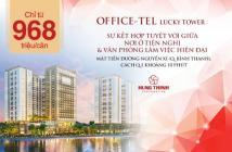 Sở hữu văn phòng làm việc, cho thuê mặt tiền Nguyễn Xí chỉ từ 980tr/căn. LH 0903 647 344