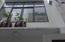 Bán nhà đẹp, mới xây HXH Nơ Trang Long, Q.Bình Thạnh, 51m2, 4 tầng, giá 3.3 tỷ