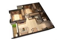 Căn hộ Tân Bình vị trí và thiết kế đẹp, giá cực rẻ LH 0938840186