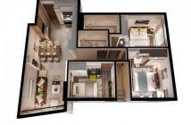 Cần bán căn hộ Summer Square, giao nhà hoàn thiện, 2PN, 2WC. LH: 0938.944.682