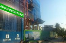 Căn B - 55m2, dự án Sài Gòn Metro Park, Thủ Đức. LH: 0911062299