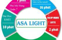 Bán căn hộ cao cấp Asa Light có gác lửng - 63m2 - Duy nhất 2 căn - Xem ngay