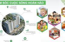 Nhượng căn hộ cao cấp 99.52m2, giá 2.1 tỷ, 3PN, Vietcombank tài trợ 70% giá trị căn hộ