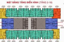 Bán căn hộ sắp giao nhà liền kề Đầm Sen - CH 8X Rainbow 2PN/64m2, trả góp 6tr/tháng - 0938022353