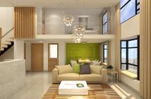 Căn hộ 3PN, 3WC thiết kế có lửng, căn hộ giá rẻ trả góp Quạn 2