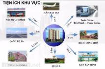Bán căn hộ Phúc Yên, Tân Bình cao cấp TT 500tr, sở hữu căn hộ 2PN/2WC/2BC, LH Ms. Linh: 0902978286