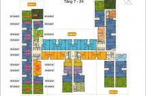 Chính chủ cần tiền, bán căn hộ The Gold View quận 4 (80.7m2 2PN, 2WC)