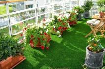 Căn hộ góc sân vườn gần UBND Q. 12, đã có sổ hồng, cần 400 triệu nhận căn hộ ở ngay, 2 - 3 PN