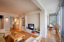 Cho thuê căn hộ PN Techcons 2 phòng ngủ, đủ nội thất, giá 18tr/tháng