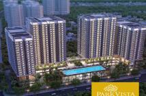 Bán căn hộ Park Vista block A & B DT 51m2 giá từ 1,1 tỷ tặng gói nội thất cao cấp, LH 0908242177
