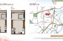 Sở hữu căn hộ - office-tel trung tâm Q. Bình Thạnh chỉ 950 tỷ/2pn/66m2 - 0937 366638