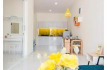 Bán gấp căn hộ chung cư, 2 phòng ngủ, đầy đủ nội thất, giá chỉ 460 triệu