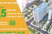 Bán căn hộ Moonlinght Park View, Bình Tân