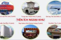 Hưng Thịnh Corp mở bán CH Moonlight ngay TT Tên Lửa, trả 360 triệu nhận nhà + CK 4%. LH 0935539053