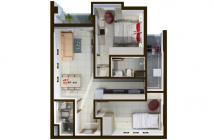 Bán căn hộ view đẹp tại đường Cộng Hòa giá cực tốt, LH 0948 727 226