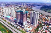 Bán gấp căn 1 phòng ngủ tháp T4 tầng 10 Masteri Thảo Điền view cực đẹp, DT: 50m2, giá bán: 1,7 tỷ