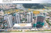 Bán gấp Masteri Thảo Điền căn số 8 tòa T2 tầng trung view sông, DT: 70m2, giá: 2.5 tỷ. 0916243091