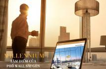 Cần bán Masteri Millenium 1PN giá 2,5tỷ, DT 53,66m2, hotline 0936 387 456 Mr. Nhạc