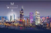 Cần bán Masteri Millenium Bến Vân Đồn, Quận 4, giá 3,3 tỷ, vay 70% lãi suất 0% 2 năm