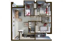 Nhận ngay ưu đãi khi mua căn hộ MT Cộng Hòa, chỉ 28tr/m2 (Bao VAT, thông thủy) giá gốc CĐT đợt 1