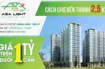 Cần bán căn hộ Asa Light, 63m2 giá 1.2 tỷ, tặng kèm nội thất, LH: 0902228739