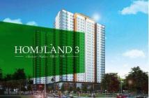 Mở bán CHCC ven sông Homyland 3 giá chỉ 25tr/m2, CK 10%. LH 0919.14.7978